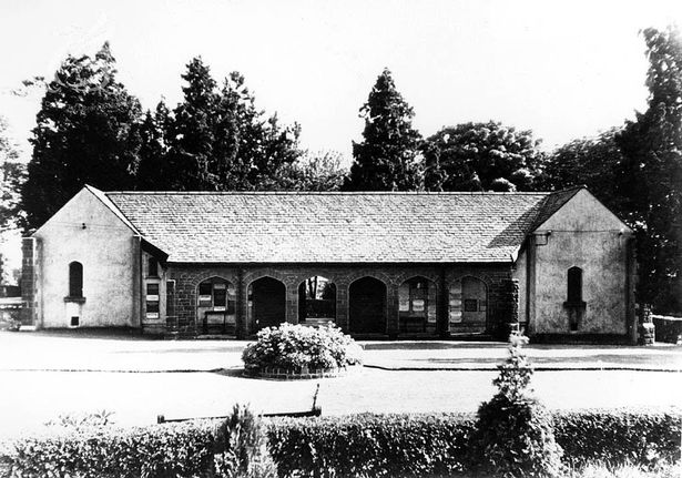 Glyntaff Crematorium